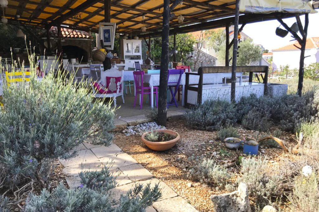 Aromagarten in Mali Losinj