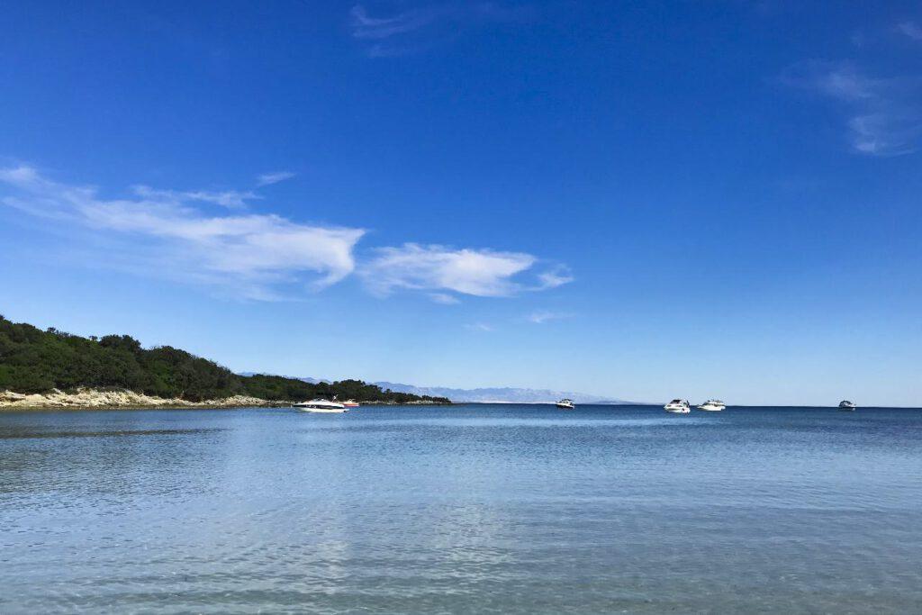 Bucht auf Cres
